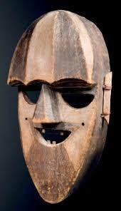 Znalezione obrazy dla zapytania geometric human mask profil