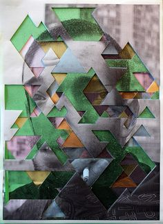 That Mess With Your Mind total) cut-out portraits by Lucas C. Simões This is a perfect Inspiration for the GCSE question on Disguisescut-out portraits by Lucas C. Simões This is a perfect Inspiration for the GCSE question on Disguises Photography Projects, Art Photography, Geometric Photography, Mixed Media Photography, Portraits Cubistes, Lucas Simoes, Art Concret, Photocollage, A Level Art