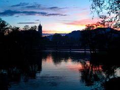 Boa noite :D O pôir do Sol de hoje em Arcos de #Valdevez - http://ift.tt/1MZR1pw -