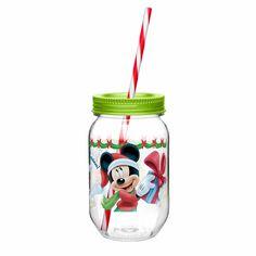 Mickey Mouse Christmas Tumbler