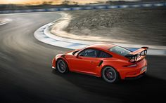The new 911 GT3 RS Limits pushed