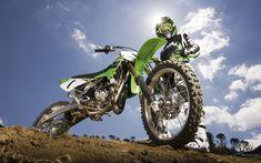 Motocross dirt bikes Ultra HD Wallpaper