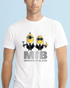 Animation Movies, Minions, Black Men, Funny, Instagram Posts, Clothing, Kids, Mens Tops, T Shirt