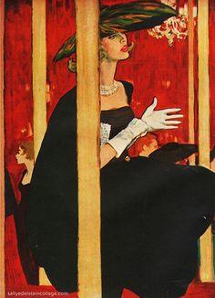 #Coby Whitmore Illustration   Flickr - Photo Sharing#vintage #illustration