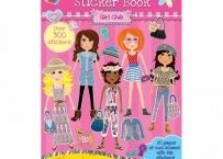 Buy Galt Fashion Sticker Book from our Children's Books range at John Lewis & Partners. 300 Abs, Book Girl, Girls Club, Childrens Books, Stickers, Comics, Cool Stuff, My Love, Creative