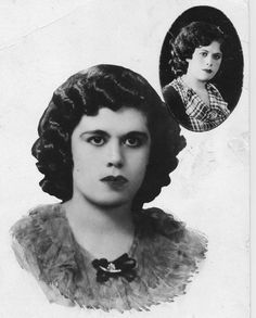 Tia Chavelita! Hermana de mi abuelita Maria