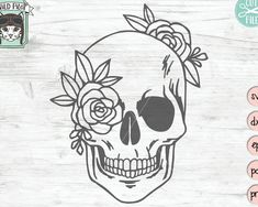 You Draw, How To Draw Hands, Easy Drawings, Pencil Drawings, Wall File, Floral Skull, Best Portraits, Skull Tattoos, Tatoos