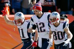 Danny Amendola and Julian Edelman Photos - AFC Championship - New England Patriots v Denver Broncos - Zimbio