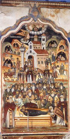 Byzantine Icons, Byzantine Art, The Eighth Day, Orthodox Icons, Christian Art, Illuminated Manuscript, Cathedral, Mosaic, Saints