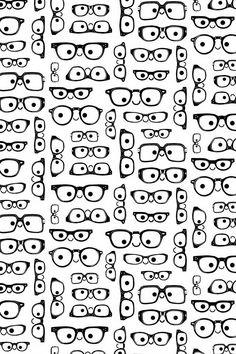 Glasses wallpaper