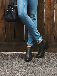 Product Image: Vegan Addison Heel Boot