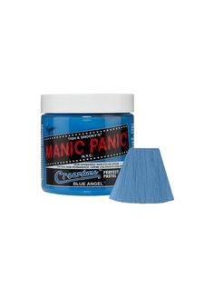 Check out the range of alternative hair dyes here at Attitude Clothing. Blonde Hair Care, Bleach Blonde Hair, Alternative Hair, Hair Color Blue, Manic Panic, Blue Angels, Dye My Hair, Pastel Blue, Beauty Care