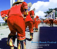 Traveling Morion: Morion's PhotoTravel Diaries: Bonok Bonok Maradjaw Karadjaw Festival of Surigao City