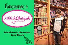 Conociendo a Yiddish Chutzpah