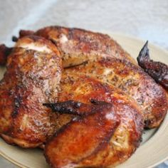 Roadside Chicken Roadside Chicken Recipe, Chicken Recipes, Big Green Egg Smoker, Marinated Chicken Thighs, Buttered Corn, Cooking Sauces, Chili Lime, Pork, Ground Chicken Recipes
