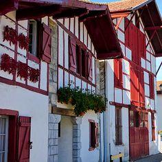 Maisons à Espelette (France)