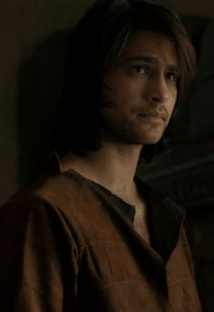 "Luke Pasqualino- Three Musketeers... ""One of all and all for one!"""