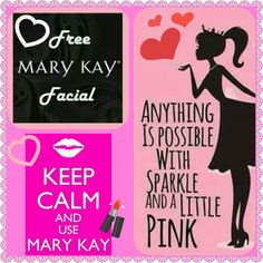 With me, your Mary Kay Independent Beauty Constant Kristie Southerland (360) 463-0405
