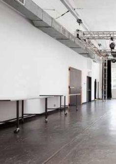 Desks at Industria