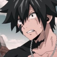 Fairy Tail Gruvia, Fairy Tail Gray, Fairy Tale Anime, Fairy Tales, Anime Guys, Manga Anime, Anime Bebe, Cartoon Icons, Anime Profile