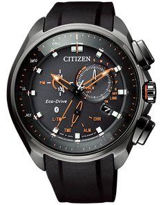 シチズン腕時計オフィシャルサイトです。POCKET WATCH(エコ・ドライブ Bluetooth) BZ1020-22E はこちらです。