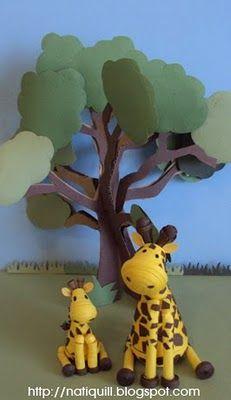 NatiQuill Blog: The Safari!!