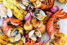 The problem with a New England clambake? You have to be in New England to partake. Until now and this easy oven method.