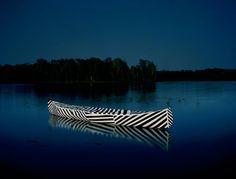 Razzle canoe