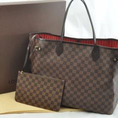 Authentic Louis Vuitton Damier Neverfull GM 100% authentic ,  You can pre order also ,  NEW ! Text for details 8507604319  Louis Vuitton Bags