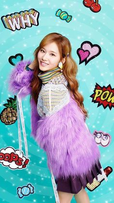 Twice sana candy pop
