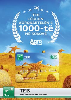 1000 AgroCard!