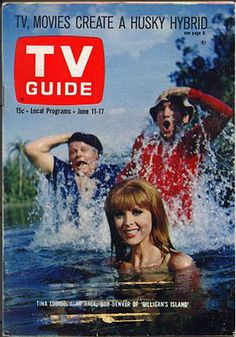 TV Guide_June 11-17... Gilligan's Island