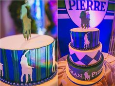 Ethan's Ralph Lauren Polo Club Themed Party – Cake