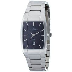 91312 jewelry Skagen Bracelet Date Window Black Dial Men's watch #690LSXB  BUY IT NOW ONLY  $61.16 Skagen Bracelet Date Window Black Dial Men's watch #690LSXB...