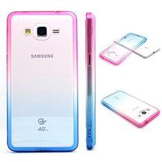 Galaxy G530 Case, JAHOLAN Hontpink and Blue Gradient TPU Soft Edge Bumper Case Rubber Silicone Skin Cover for Samsung Galaxy Grand Prime G530/G530H/G530FZ/G5308W/G5309W/G5306W, http://www.amazon.com/dp/B0156A73ZI/ref=cm_sw_r_pi_awdm_K3kwwb1CXWDHA