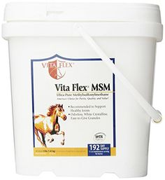 Vita Flex MSM, 4-Pound, 192 Day Supply * You can get additional details at http://www.amazon.com/gp/product/B001CCUN3Y/?tag=lizloveshoes-20&pde=250716062546