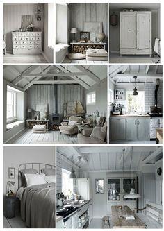 Wit met zachte natuurtinten een van de mooiste huizen die ik tot nu toe heb gezien