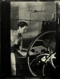 Man Ray, Meret Oppenheim