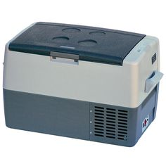 Norcold Portable Refrigerator-Freezer - 64 Can Capacity - 12VDC [NRF45]