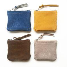 Mini Ledder Wallet voor slechts €20,-