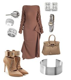 """""""Just Groove✊"""" by robin-groover on Polyvore featuring Puma, Hermès, Van Cleef & Arpels, Allurez, Maria Dorai Raj, Colette Jewelry, Effy Jewelry and Hamilton"""