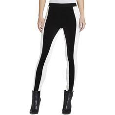BCBGMAXAZRIA Sasha Ponte Legging ($138) ❤ liked on Polyvore