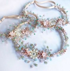 Baby Girl Headbands, Candy Colors, Diy Jewelry, Bracelets, Angel Hair, Wire Crafts, Hair Accessories, Crystals, Luxury