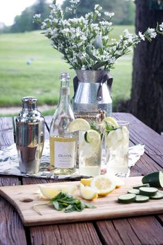 Kick off summer with this Bubblecraft Summer Sparkler cocktail. Refreshing cucumber complements crisp lemon in this spritzy summer go-to. Wine Cocktails, Sparklers, Posts, Table Decorations, Summer, Messages, Summer Time, Party Sparklers, Dinner Table Decorations