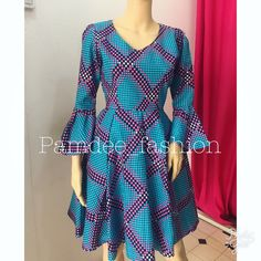Stylish Ankara Styles For Single Ladies - MOMO AFRICA : dress available in other print too! Swipe to see more! Contact us: 0501099346 Delivery services available at a fee African Print Dresses, African Print Fashion, Africa Fashion, African Fashion Dresses, African Dress, African Attire, African Wear, African Women, Short Dresses