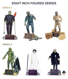 Classic Monster Movies, Classic Horror Movies, Classic Monsters, Cool Monsters, Horror Monsters, Famous Monsters, Monster Toys, Monster Art, Gi Joe
