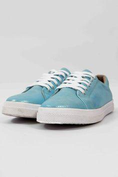 Tenis Blue Mint  by Canela shoes – urbanwear.co