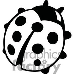black and white ladybug tattoos - Google Search