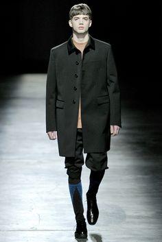 Look 39 Prada Fall 2011 Menswear