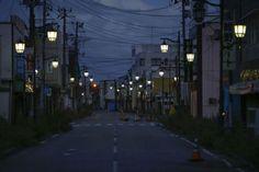 Remanescentes de uma cidade fantasma no Japão (20 fotos)